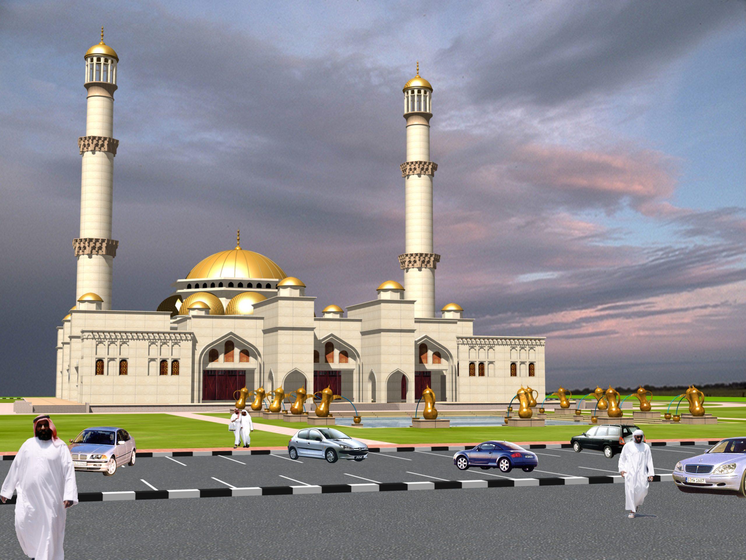 Mosque – 202009